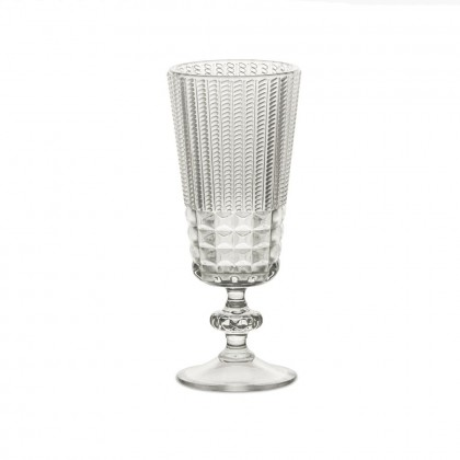 Set 6 calici liquore Baci Milano in crystal acrylic,...